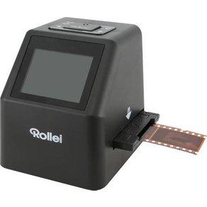 Rollei DF-S 315 SE Diascanner Negativscanner 14 Mio Pixel Display Speicherkarten-Steckplatz Supe