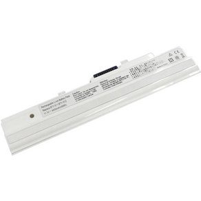 Beltrona Notebook-Akku MSIU100WEISS 11 1V 4400 mAh MSI Advent Medion