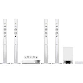 Sony BDV-N9200W 5 1 3D Blu-ray Heimkinosystem Weiß Bluetooth NFC Smart TV WLAN