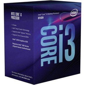 Intel Prozessor CPU Boxed Core i3 4 x 3 6GHz Quad Sockel Intel 1151v2 65W