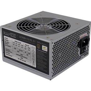 LC-Power LC600-12V 2 31 PC Netzteil 450W ATX ohne Zertifizierung