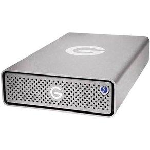 G-Technology G-Drive Pro SSD Externe Festplatte 7 68TB Silber Thunderbolt 3