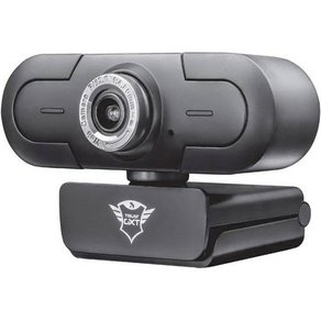 Trust GXT 1170 Xper Streaming Full HD-Webcam 1920 x 1080 Pixel Standfuß Klemm-Halterung