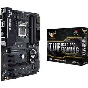 Asus TUF H370-PRO GAMING Mainboard Sockel Intel1151v2 Formfaktor ATX Mainboard-Chipsatz H