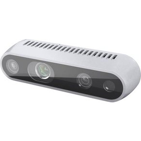 Intel RealSense Depth Camera D435 Full HD-Webcam 1920 x 1080 Pixel Klemm-Halterung Standfuß