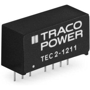 TracoPower TEC 2-4821 DC DC-Wandler Print 48 V DC 200mA 2W Anzahl Ausgänge 2 x
