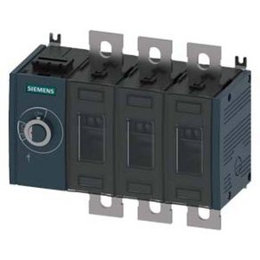 Siemens Lasttrennschalter 3polig 200A 690 V AC 3KD36340PE100