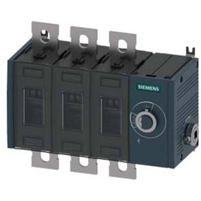 Siemens Lasttrennschalter 3polig 200A 690 V AC 3KD36340PE400