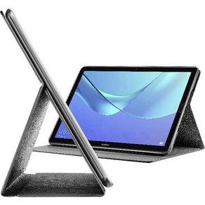Cellularline BookCase Tablet-Cover Huawei Mediapad M5 10 8 Schwarz