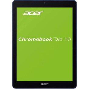 Acer Chromebook Tab 10 D651N-K0JP Android-Tablet 24 6cm 9 7 Zoll 32 Wi-Fi Blau 2GHz 1 5GHz Google