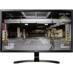 LG Electronics 27UD58-B LED-Monitor 68 6cm 27 Zoll EEK A A F 3840 x 2160 Pixel UHD 2160p 4K