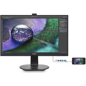 Philips 272P7VPTKEB 00 LCD-Monitor 68 6cm 27 Zoll EEK B A D 3840 x 2160 Pixel 4K 5 ms Displ
