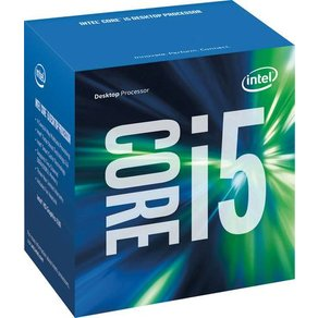 Intel Core i5 i5-7600T 4 x 2 8GHz Quad Prozessor CPU Boxed Sockel Intel 1151 35W