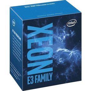 Intel Prozessor CPU Boxed Intel Xeon E3-1231V3 4 x 3 4GHz Quad Core Sockel 1150 80W