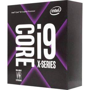 Intel Prozessor CPU WOF Core i9 16 x 3 1GHz Hexadeca Sockel Intel2066 165W