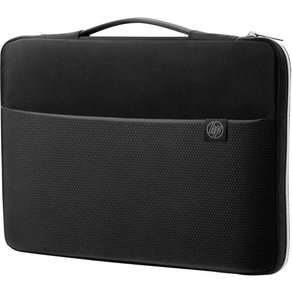 HP Notebook Hülle Carry Sleeve Notebook-Hülle 35 56 Passend für maximal 35 6cm 14 Silb