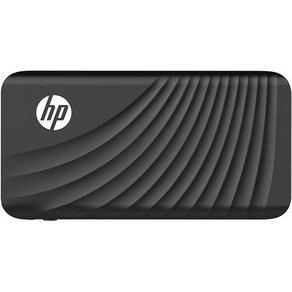HP Portable P800 Externe SSD Festplatte 256GB Schwarz Thunderbolt 3