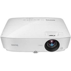 Benq Beamer MW535 DLP Helligkeit 3600lm 1280 x 800 WXGA 15000 1 Weiß
