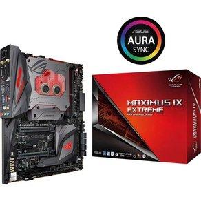 Asus ROG MAXIMUS IX EXTREME Mainboard Sockel Intel1151 Formfaktor E-ATX Mainboard-Chipsatz IntelÂ