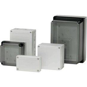 Fibox MNX PC 175 75 HG Installations-Gehäuse 180 x 75 Polycarbonat Polyamid Lichtgrau RAL 7