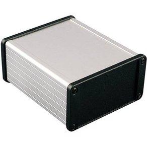 Hammond Electronics 1457N1601BK Universal-Gehäuse 160 x 104 54 6 Aluminium Schwarz 1St