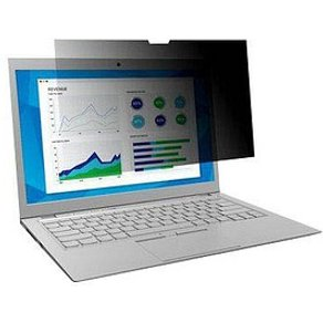 3M PFNDE002 Display-Blickschutzfolie f uuml r 31 75 cm 12 5 Zoll 16 9 Dell 8482 Notebook Latitude 8482 12 E7250
