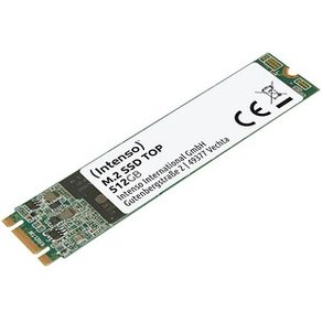 Intenso 512 GB interne SSD-Festplatte