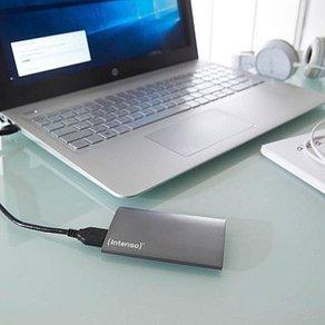Intenso Portable SSD Premium Edition 512 GB externe Festplatte