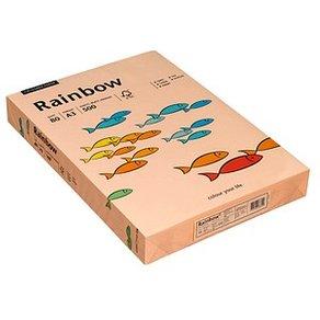 Rainbow Kopierpapier COLOURED PAPER lachs A3 80 g qm