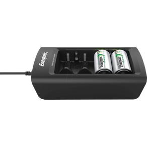 Energizer CHFC3 Tischladegerät NiCd NiMh