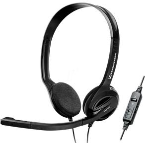 Sennheiser SENNHEISER504523 Headset USB VoIP Stereo PC 36 CALL CONTROL