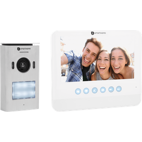 SMARTWARES SW DIC-22212 Video-Türsprechanlage für 1 Wohneinheit