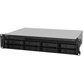 Synology RS1219 NAS-Server RackStation Leergehäuse