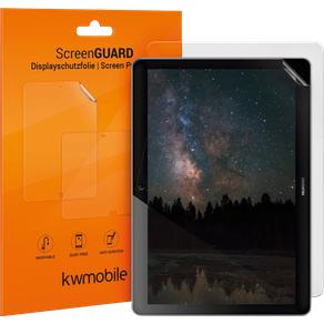 KWMOBILE KW 41883 2 Tablet-Zubehör Displayschutzfolie Huawei MediaPad T3 10