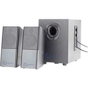 Nedis N GSPR10021BK Lautsprecher PC Laptop Stereo Gaming 3 5-mm-Klinke