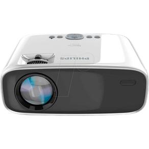 Philips NEOPIX EASY Projektor Beamer 2600 LED-Lumen 480p 800 x 480