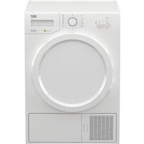 Beko dps 7205 w3 wärmepumpen-wäschetrockner weiss eek a