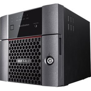 Buffalo terastation 3210dn nas-server 2 sch chte