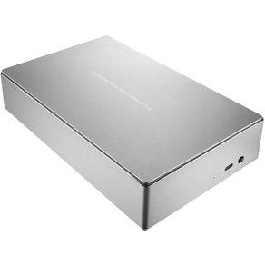 Lacie porsche design drive 6tb ext festplatte usb-c silber