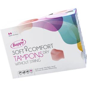 Beppy 'Soft Tampons dry', 8 Stück