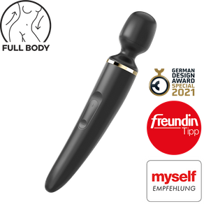 Satisfyer 'Wand-er Woman', 34 cm