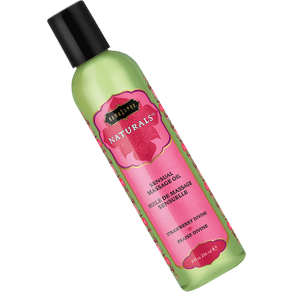 Kama Sutra 'Naturals Strawberry Divine', 200 ml