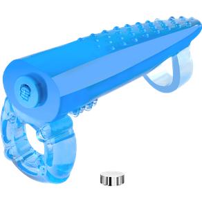 Penisvergrösserer mit Vibrator Penisring