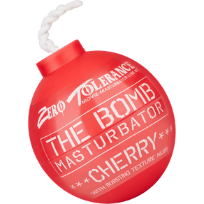 Zero Tolerance The Bomb Masturbator Cherry 7 cm