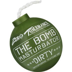 Zero Tolerance The Bomb Masturbator Dirty 7 cm