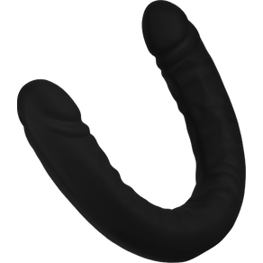 Blush Novelties 'Ruse - Thick Double Headed Dildo', 46 cm
