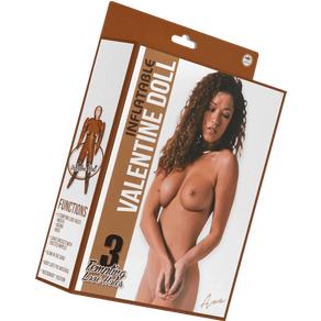 NMC 'Valentine Doll Ava', 138 cm