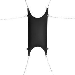 Rimba Hängematte mit 8 großen D-Ringen