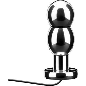 Rimba Analdildo mit Kugelstruktur, 10 cm