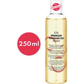 EIS Massageöle Premium Massageöl Erdbeere 250 ml